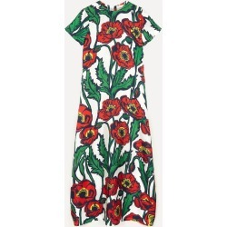 Swing Silk Dress found on MODAPINS from Liberty.co.uk for USD $570.28