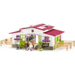 Riding Centre With Accessories 39cm