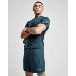 Nike Rise Short Sleeve T-Shirt - Blue found on MODAPINS from JD Sports Australia for USD $46.95