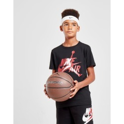 Jordan Air Jumpman Crew T-Shirt Junior - Black/Red/White - Kids found on Bargain Bro India from JD Sports Malaysia for $39.37