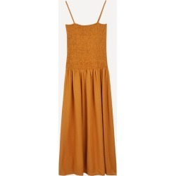 Benidorm Smock Dress found on MODAPINS from Liberty.co.uk for USD $137.77