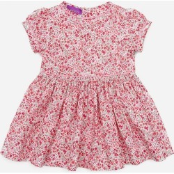 Phoebe Tana Lawn Cotton Short Sleeve Dress 3-24 Months found on Bargain Bro UK from Liberty.co.uk