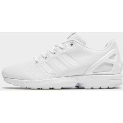 ZX Flux Junior - Only at JD Australia - White - Kids