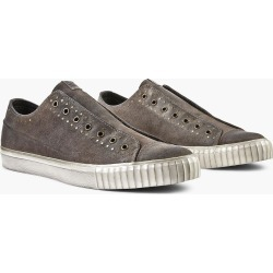 John Varvatos Suede Studded Low-Top found on MODAPINS from john varvatos dynamic for USD $198.00