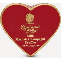 Mini Heart Red Marc de Champagne Truffles 34g found on Bargain Bro from Liberty London US for USD $7.59