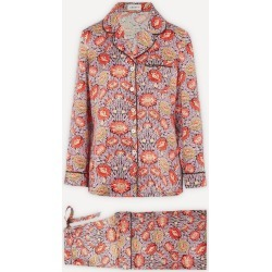 Cynthia Silk Charmeuse Pyjama Set found on Bargain Bro UK from Liberty.co.uk