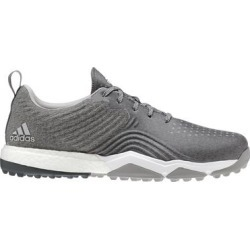 Adidas Men's Adipower 4ORGED S Spikeless Golf Shoe - Gray  - M 9 found on Bargain Bro India from golftown.com for $121.88