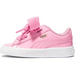 premium selection a9beb 38f6b PUMA BASKET HEART PATENT INF - NO COLOUR