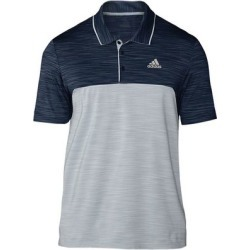 Adidas Men's Ultimate 365 Heather Short Sleeve Polo - Purple/Gray L found on Bargain Bro India from golftown.com for $60.95