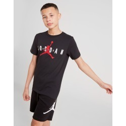 Jordan Air T-Shirt Junior - Black/White/Red - Kids found on Bargain Bro India from JD Sports Malaysia for $37.20
