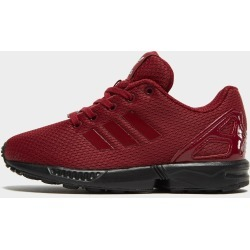 adidas Originals ZX Flux Children - Only at JD Australia - Burgundy/Black - Kids