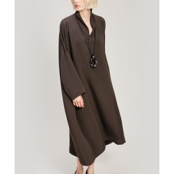 Imperial Scrunch Silk Dress found on MODAPINS from Liberty.co.uk for USD $1490.50