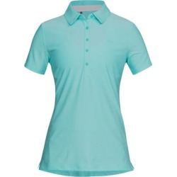 Under Armour Women's Zinger Short Sleeve Polo  - Blue S found on Bargain Bro India from golftown.com for $51.94