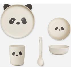 Barbara Panda Bamboo Tableware Set