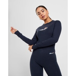 Ellesse Logo Long Sleeve Bodysuit - Only at JD - Navy/White found on MODAPINS from JD Sports Malaysia for USD $24.49