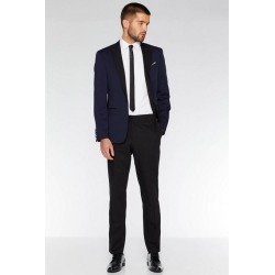 Quiz Black Satin Side Stripe Trouser found on Bargain Bro UK from Quiz Clothing