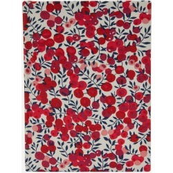 Wiltshire Print Cotton Small Pocket Notebook found on Bargain Bro UK from Liberty.co.uk