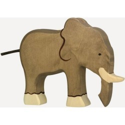 Wooden Elephant Toy found on Bargain Bro UK from Liberty.co.uk