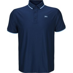 Men's Pique Short Sleeve Polo Shirt      Under Armour found on Bargain Bro India from golftown.com for $62.83