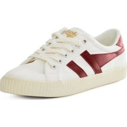 Gola Tennis Mark Cox Canvas Sneaker - Lucky Brand Women's Accessories Shoes Sneakers Casual Tennis Shoes in White/Red found on MODAPINS from Lucky Brand for USD $65.00