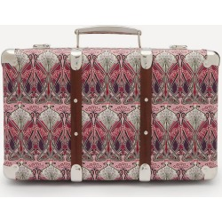 Ianthe Tana Lawn' Cotton Wrapped Suitcase found on Bargain Bro from Liberty.co.uk for £65