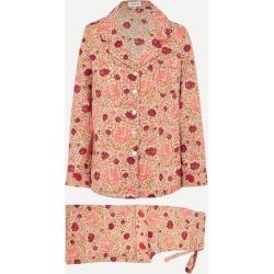 Carla and Dana Tana Lawn' Cotton Pyjama Set found on Bargain Bro UK from Liberty.co.uk