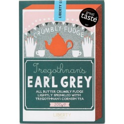 Earl Grey Crumbly Fudge 200G found on Bargain Bro UK from Liberty.co.uk