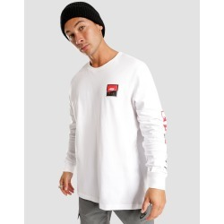 Air Long Sleeve T-Shirt - White found on MODAPINS from JD Sports Australia for USD $31.25