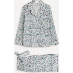 Imran Tana Lawn Cotton Pyjama Set found on Bargain Bro UK from Liberty.co.uk