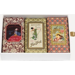 Wax Sealed Bar Soap Set found on Makeup Collection from Liberty.co.uk for GBP 53.89