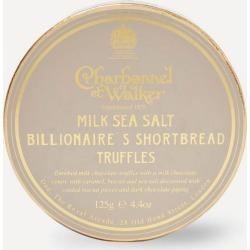 Milk Sea Salt Billionaire's Shortbread Truffles 125g found on Bargain Bro UK from Liberty.co.uk