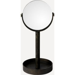 Dark Oak Magnify Mirror found on Makeup Collection from Liberty.co.uk for GBP 86.34