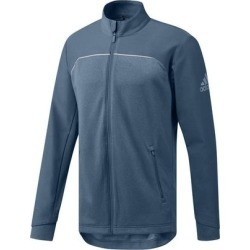Adidas Men's Go To Jacket - Blue M found on Bargain Bro India from golftown.com for $87.61