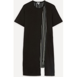 Stripe Panel T-Shirt Dress found on MODAPINS from Liberty.co.uk for USD $372.50