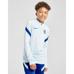 Nike Chelsea FC Strike Drill Top Junior PRE ORDER - Blue - Kids