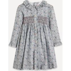 Clara Smock Dress 2-8 Years found on Bargain Bro UK from Liberty.co.uk