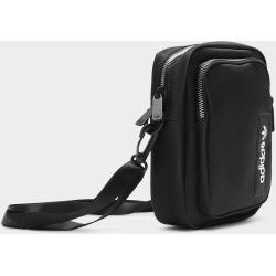 Linear Small Items Bag - Black