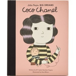 Little People Big Dreams Coco Chanel Book found on Bargain Bro UK from Liberty.co.uk