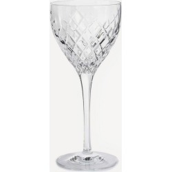 Barwell Cut Crystal Red Wine Glass found on Bargain Bro UK from Liberty.co.uk