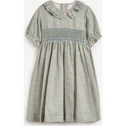Ava Smock Dress 2-8 Years found on Bargain Bro UK from Liberty.co.uk