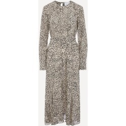 Printed Silk Dress found on MODAPINS from Liberty.co.uk for USD $259.22