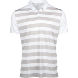 Nike Men's Dry Stripe Short Sleeve Polo - White 2X found on Bargain Bro India from golftown.com for $60.95