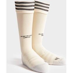 adidas Manchester United FC 2019/20 Away Socks PRE ORDER - Brown/Black - Mens