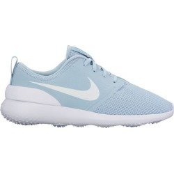 Nike Womens Roshe G Spikeless Golf Shoe - Blue - M 8 found on Bargain Bro India from golftown.com for $81.63