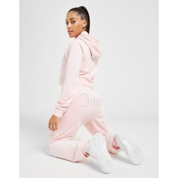 Juicy Couture Diamante Velour Joggers - Only at JD - Womens - Pink found on MODAPINS from JD Sports Malaysia for USD $111.29