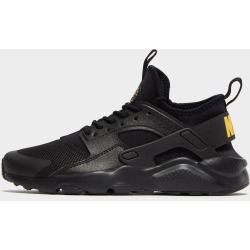 Nike Air Huarache Ultra Junior - Only at JD Australia - Black/Yellow - Kids