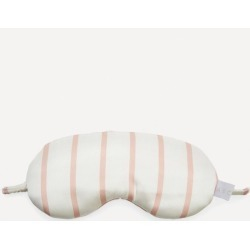 Stripe Printed Silk Eye Mask found on Makeup Collection from Liberty.co.uk for GBP 48.96