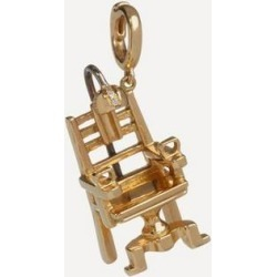x The Vampire's Wife 18ct Gold 'The Mercy Seat' Diamond Charm found on Bargain Bro UK from Liberty.co.uk