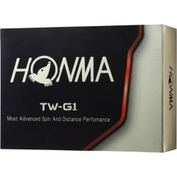 Tw-G1 Golf Ball   Honma found on Bargain Bro from golftown.com for USD $23.25