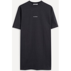 Logo Cotton T-Shirt Dress found on MODAPINS from Liberty.co.uk for USD $296.12